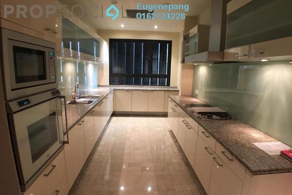 For Rent Condominium at The Binjai On The Park, KLCC Freehold Semi Furnished 4R/4B 16k