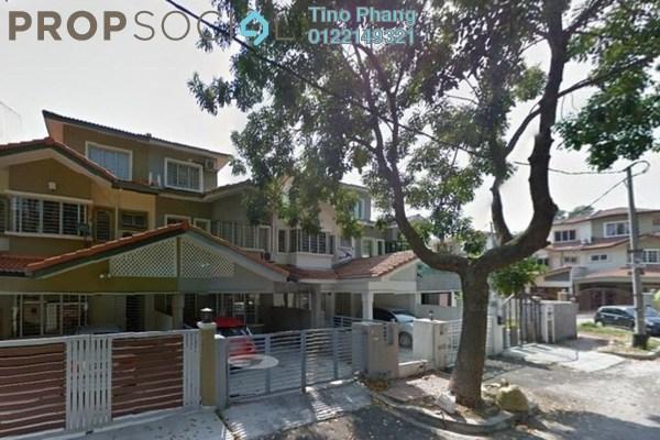 For Sale Terrace at Kelana Idaman, Kelana Jaya Freehold Semi Furnished 4R/3B 795k