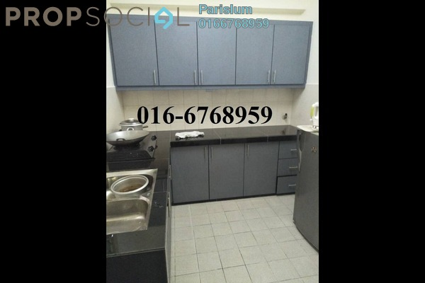 For Sale Condominium at Jalil Damai, Bukit Jalil Freehold Semi Furnished 3R/2B 390k