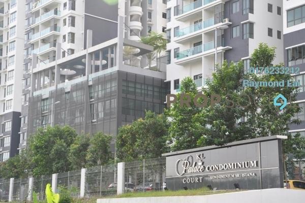 For Sale Condominium at KL Palace Court, Kuchai Lama Leasehold Semi Furnished 6R/6B 990k