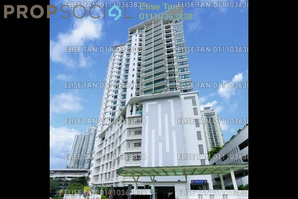 For Sale Condominium at Richmond, Mont Kiara Freehold Semi Furnished 3R/3B 1.05m
