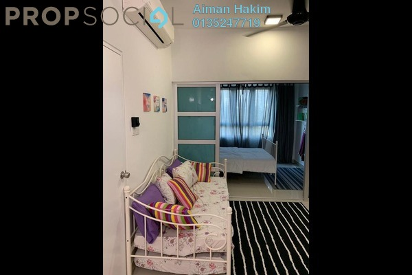 For Rent Condominium at Ceria Residence, Cyberjaya Freehold Fully Furnished 1R/1B 1.1k