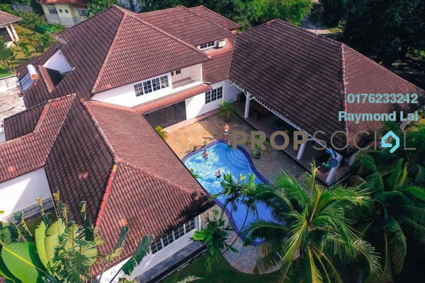 For Sale Bungalow at Country Heights Kajang, Kajang Freehold Fully Furnished 6R/5B 3.8m