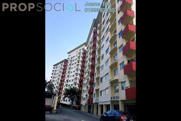 For Sale Apartment at Belimbing Heights, Seri Kembangan Freehold Semi Furnished 3R/2B 340k