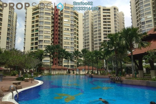 For Rent Condominium at Villa Wangsamas, Wangsa Maju Freehold Fully Furnished 3R/2B 1.95k