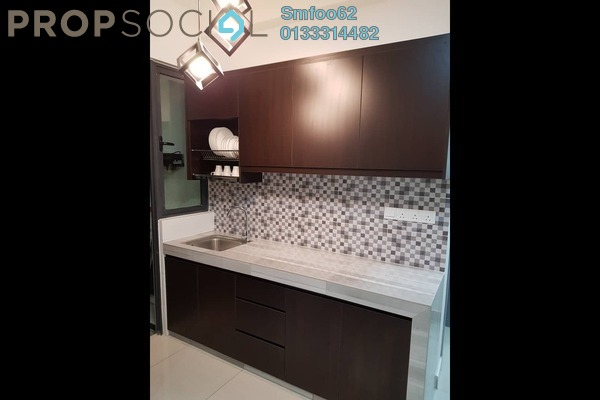 For Rent Condominium at KL Traders Square, Kuala Lumpur Freehold Fully Furnished 3R/2B 1.8k