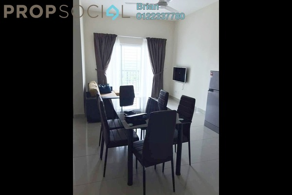 For Rent Serviced Residence at MesaHill, Putra Nilai Freehold Fully Furnished 3R/2B 1.7k