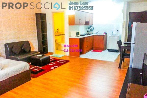 For Rent Condominium at Maytower, Dang Wangi Freehold Fully Furnished 1R/1B 1.6k