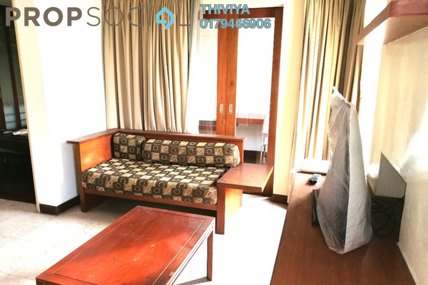 For Rent Serviced Residence at 10 Semantan, Damansara Heights Freehold Fully Furnished 2R/2B 2k