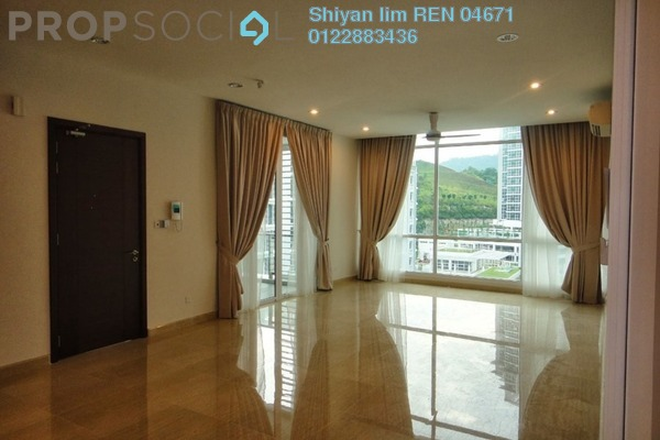 For Sale Condominium at Sunway Vivaldi, Mont Kiara Freehold Semi Furnished 3R/4B 2.3m