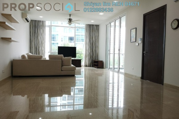 For Sale Condominium at Sunway Vivaldi, Mont Kiara Freehold Fully Furnished 3R/4B 2.35m