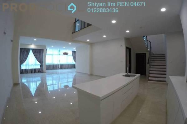 For Sale Condominium at Sunway Vivaldi, Mont Kiara Freehold Semi Furnished 4R/5B 3.05m