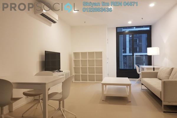 For Sale Condominium at Arcoris, Mont Kiara Freehold Semi Furnished 1R/1B 850k