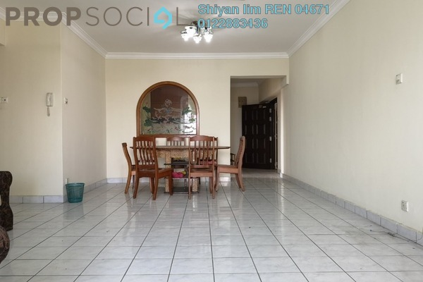 For Sale Condominium at Villa Angsana, Jalan Ipoh Freehold Semi Furnished 4R/3B 508k