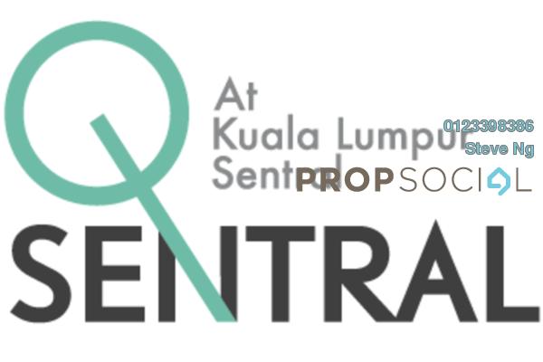 For Rent Office at Q Sentral, KL Sentral Freehold Fully Furnished 0R/0B 18k