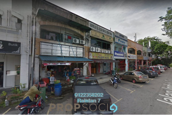 For Rent Shop at Taman Ampang Indah, Ampang Freehold Unfurnished 0R/2B 3.1k