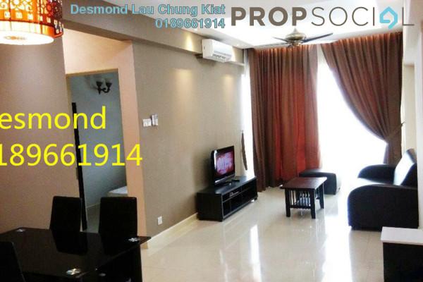 For Rent Condominium at Tiara Mutiara, Old Klang Road Freehold Fully Furnished 3R/2B 1.6k