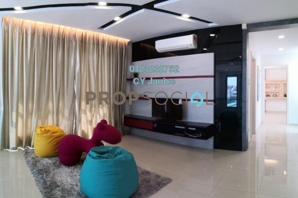 For Sale Semi-Detached at Bandar Baru Sri Petaling, Sri Petaling Freehold Fully Furnished 7R/7B 3.5m