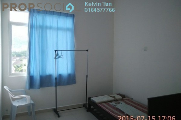 For Rent Apartment at Desa Airmas, Sungai Dua Freehold Semi Furnished 3R/2B 1.3k