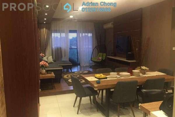 For Sale Condominium at Isola, Subang Jaya Freehold Fully Furnished 4R/4B 2m