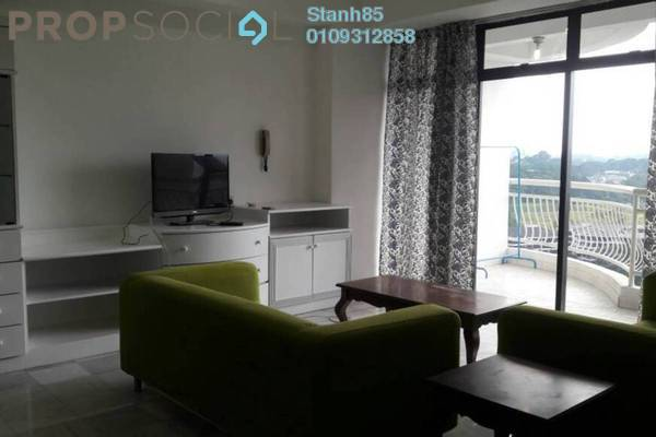 For Rent Condominium at Villa Putera, Putra Freehold Fully Furnished 2R/1B 2.2k