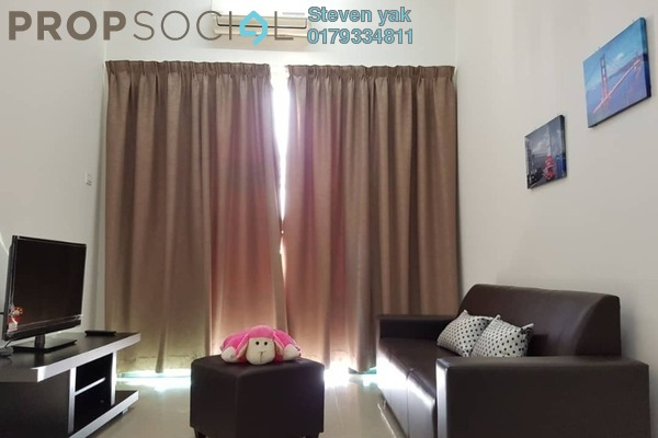 For Rent SoHo/Studio at DPulze, Cyberjaya Freehold Fully Furnished 1R/1B 1.2k