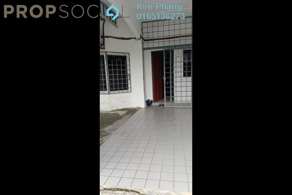For Rent Terrace at Cheras Perdana, Cheras South Freehold Semi Furnished 3R/2B 1.3k