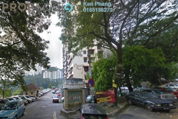 For Rent Condominium at Cheras Ria, Cheras Freehold Unfurnished 3R/1B 650translationmissing:en.pricing.unit