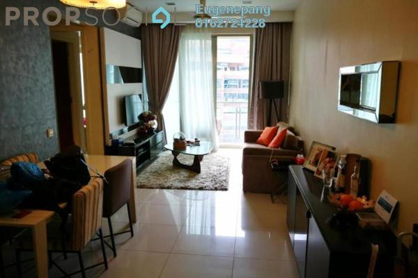 For Rent Condominium at Marc Service Residence, KLCC Freehold Fully Furnished 2R/2B 4.5k