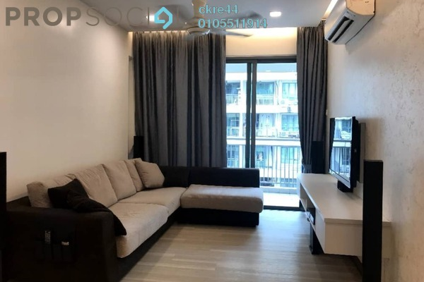 For Sale Condominium at D'Alamanda, Cheras Freehold Fully Furnished 3R/2B 470k