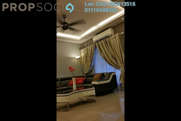 For Sale Terrace at Section 1, Bandar Mahkota Cheras Freehold Semi Furnished 5R/4B 850k