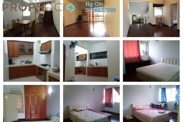 For Rent Condominium at Faber Ria, Taman Desa Freehold Fully Furnished 3R/3B 2.2k