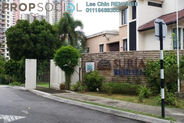 For Sale Semi-Detached at Suria Residen, Batu 9 Cheras Freehold Unfurnished 4R/3B 1.2m