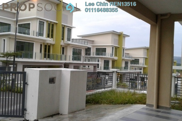 For Sale Semi-Detached at Section 1, Bandar Mahkota Cheras Freehold Unfurnished 5R/5B 1.12m