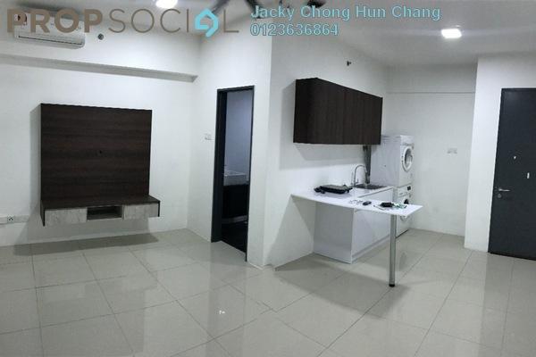 For Rent SoHo/Studio at V12 Sovo, Shah Alam Freehold Semi Furnished 2R/1B 1.1k