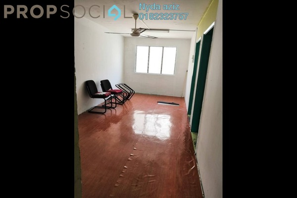 For Sale Apartment at Cheras Ria, Cheras Freehold Unfurnished 3R/1B 137k