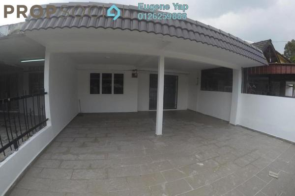 For Rent Terrace at Taman Ehsan, Kepong Freehold Unfurnished 3R/2B 1.8k