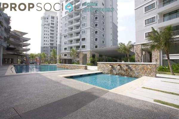 For Sale Condominium at Opal Damansara, Sunway Damansara Leasehold Semi Furnished 4R/3B 775k