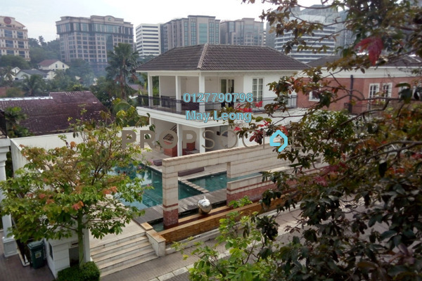 For Rent Semi-Detached at Beringin Residence, Damansara Heights Freehold Semi Furnished 4R/5B 12k