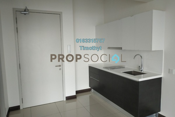 For Rent Condominium at 28 Boulevard, Pandan Perdana Freehold Semi Furnished 0R/1B 1.3k