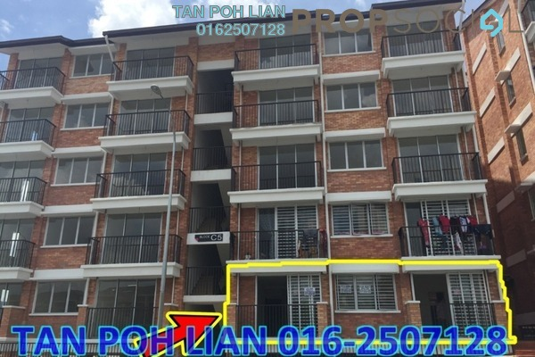 For Rent Apartment at Goodview Heights, Kajang Freehold Unfurnished 3R/2B 800translationmissing:en.pricing.unit