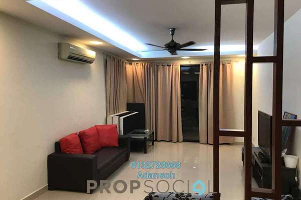 For Sale Condominium at Sri Putramas II, Dutamas Freehold Semi Furnished 3R/2B 540k