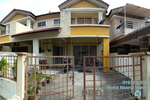 For Sale Terrace at Seri Pristana, Sungai Buloh Freehold Unfurnished 4R/3B 420k