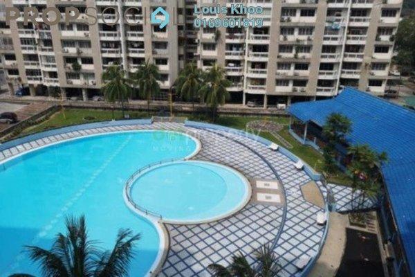 For Sale Condominium at Petaling Indah, Sungai Besi Freehold Unfurnished 2R/2B 275k