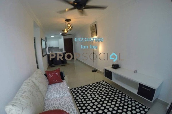 For Sale Condominium at Alam Sanjung, Shah Alam Freehold Fully Furnished 3R/2B 450k