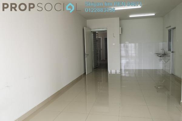 For Sale Condominium at Maxim Citilights, Sentul Freehold Semi Furnished 2R/2B 400k