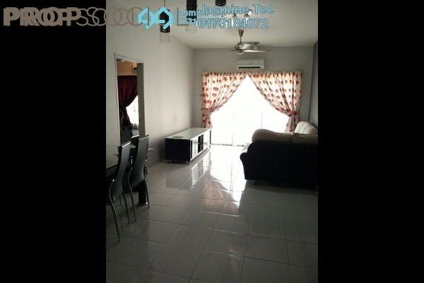 For Sale Condominium at Ampang Prima, Ampang Leasehold Semi Furnished 3R/2B 420k