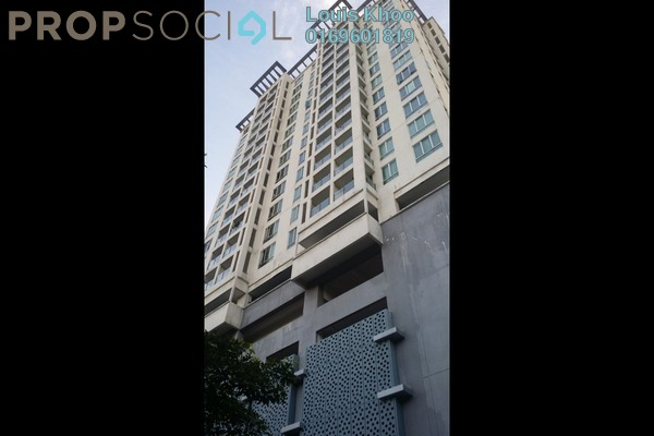 For Rent Condominium at 231 TR, KLCC Freehold Fully Furnished 1R/1B 1.9k