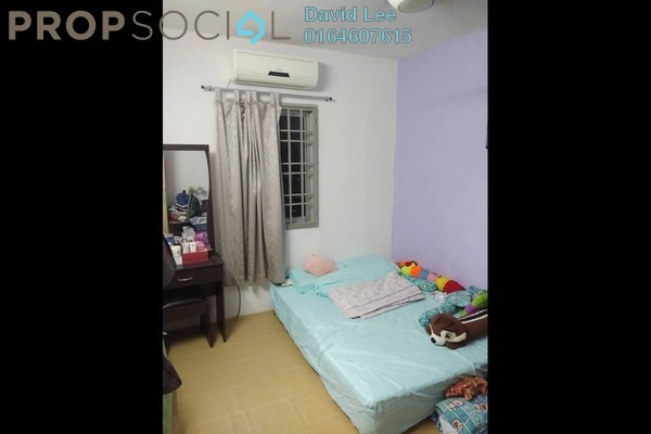 For Sale Apartment at Jelutong Park, Jelutong Freehold Fully Furnished 3R/2B 260k