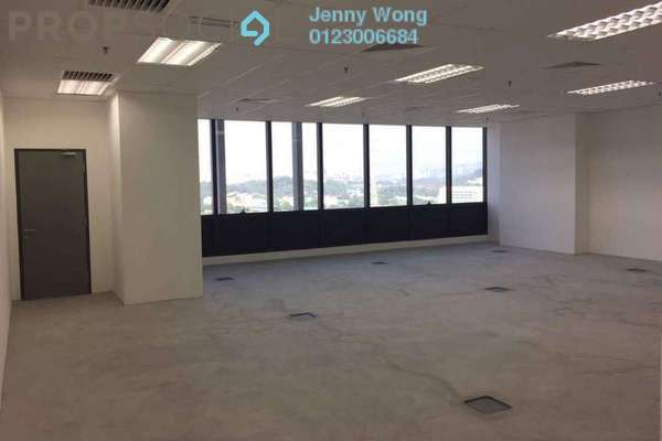 For Rent Office at KL Gateway, Bangsar South Freehold Semi Furnished 0R/0B 5.2k